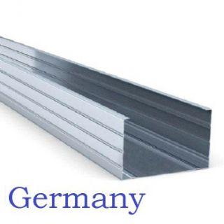 Профиль Германи ПС 75*50 - 3м толщина 0,6 мм
