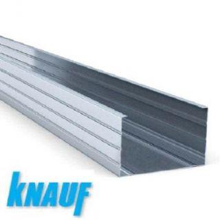 Профиль Кнауф ПС 75*50 - 3м толщина 0,6 мм