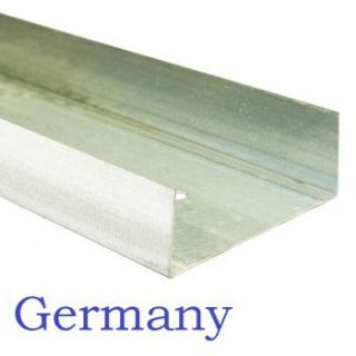 Профиль Германи ПН 100*40 - 3м толщина 0,6 мм