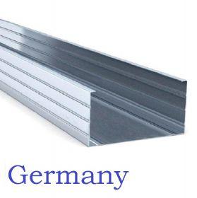 Профиль Германи ПС 100*50 - 3м толщина 0,6 мм
