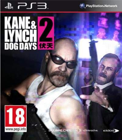 Игра Kane & Lynch 2 Dog Days (PS3)