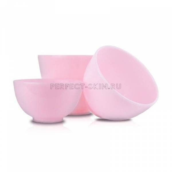 Anskin Tools Rubber Bowl Small ( Pink ) 300сс