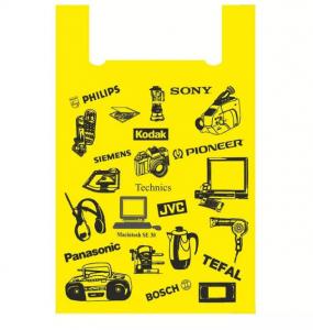 ХОЗТОВАРЫ МК023 Пакеты Кодак 50 шт. в упаковке. Прочные, качественные. р.42/64 см