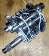 КПП в сборе Kawasaki KLX250/300