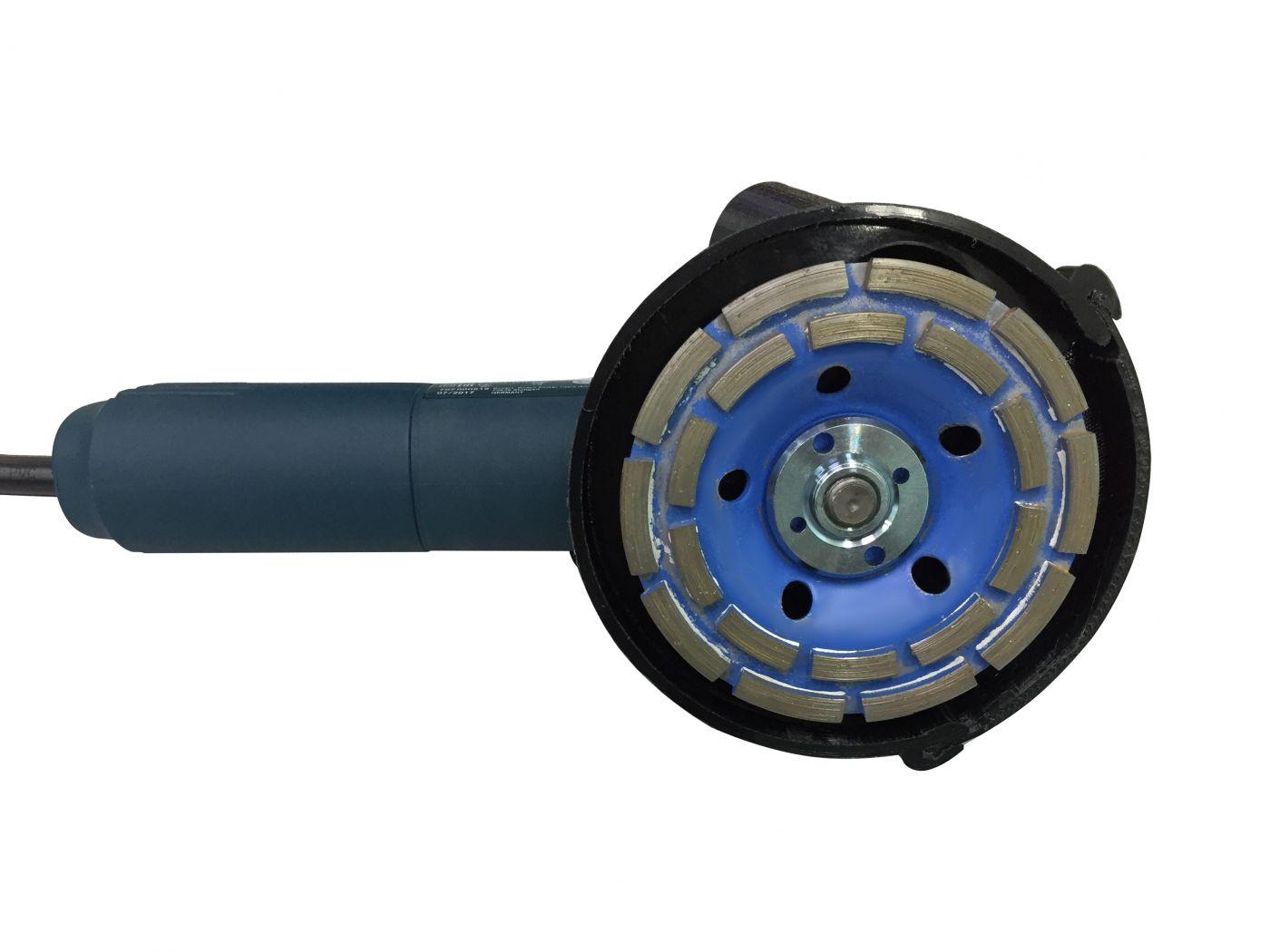Защитный кожух для УШМ Bosch AVA 125B-2