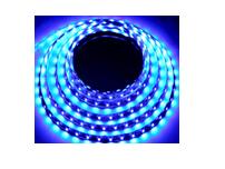 LED лента SMD 2835/60 Smartbuy-IP20-4.8W/Blue 5 м.(Синий)