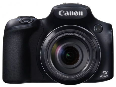 Компактный фотоаппарат Canon PowerShot SX60 HS