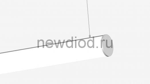 Подвесной алюминиевый профиль LT.60 Комплект