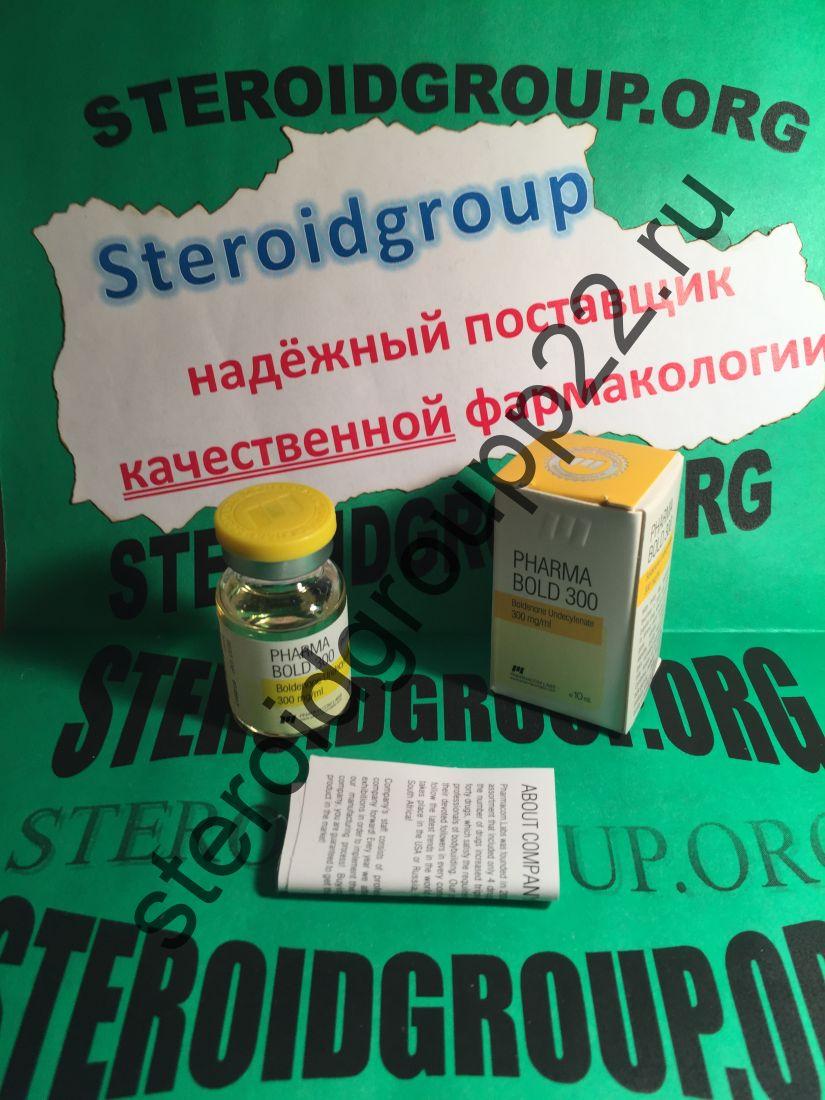 PHARMABOLD 300 (Pharmacom) - 300mg/ml 10ml