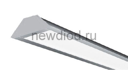 Угловой алюминиевый профиль LG.6423 Комплект