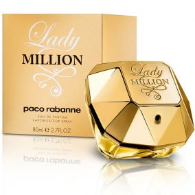 "Тестер Paco Rabanne ""Lady Million"" 80 мл"