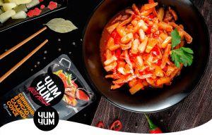 ЧИМ-ЧИМ Соус 150г для приготовления Свинины в кисло-сладком соусе