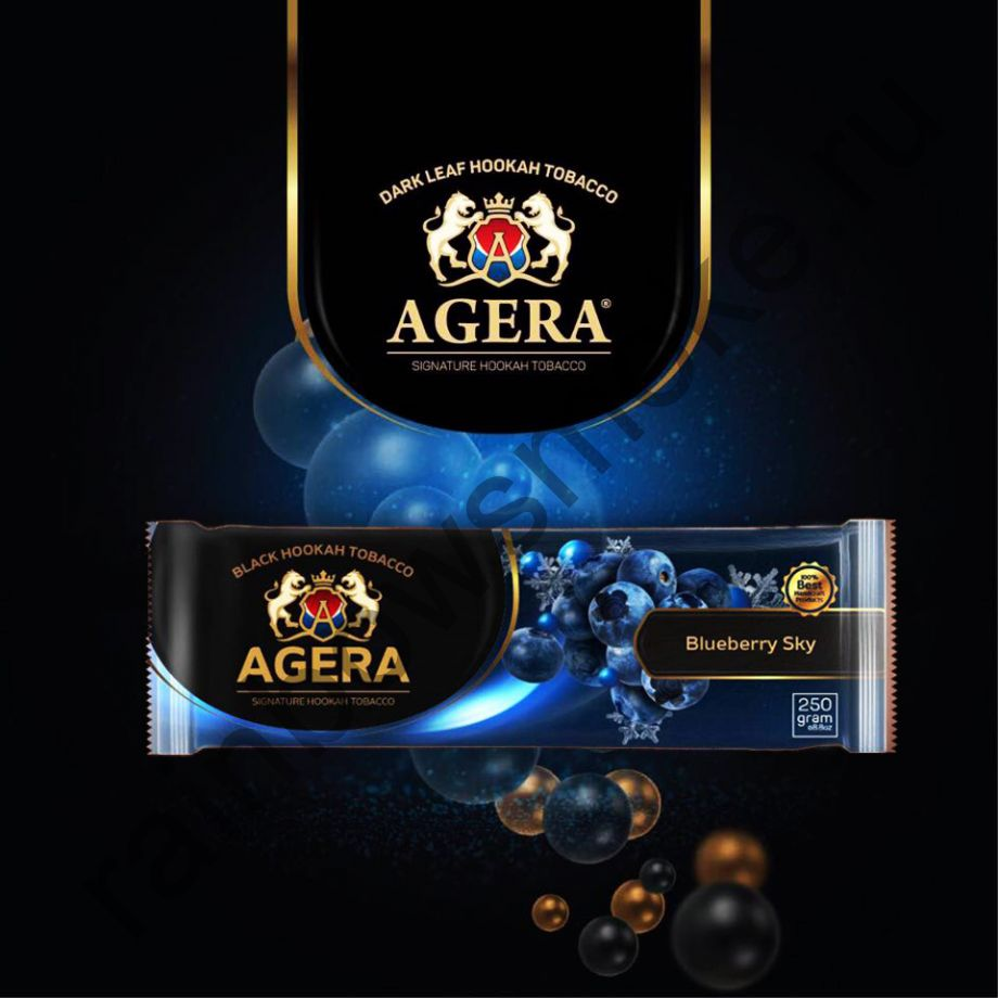 Agera Soft 250 гр - Blueberry Sky (Черничное небо)