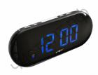 Часы  эл. сетев. VST717-5 син.цифры (без блока) (5В)
