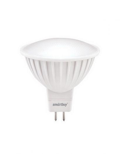 Светодиодная (LED) Лампа Smartbuy-GU5,3-07W/6000