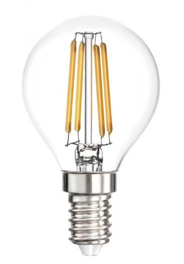 Светодиодная (LED) Лампа FIL Smartbuy-P45-5W/3000/E14