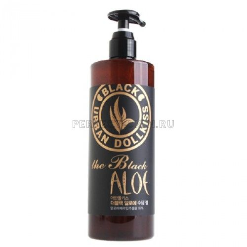 Baviphat Urban DollKiss The Bla ck Aloe Soothing Gel Mist