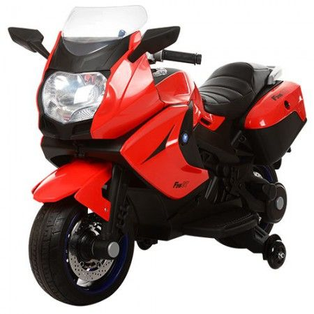 Электромотоцикл RiverToys Superbike Moto A007MP