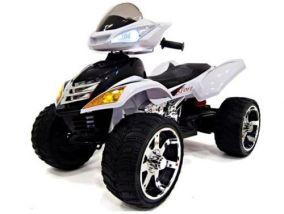 Электроквадроцикл RiverToys E005KX (резиновые колеса)