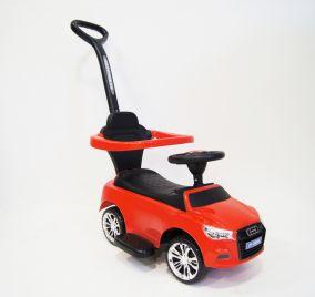 Детская каталка River Toys Audi JY-Z06A Красная , Синяя , Белая