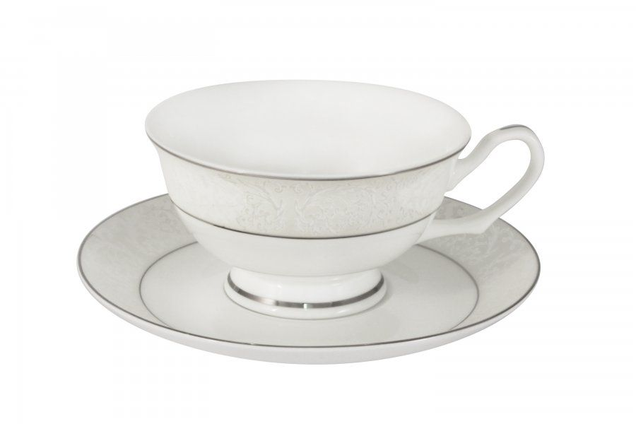 "Чайный набор на 1 персоу ""Мелисента"", 2 пр., 0.2 л"