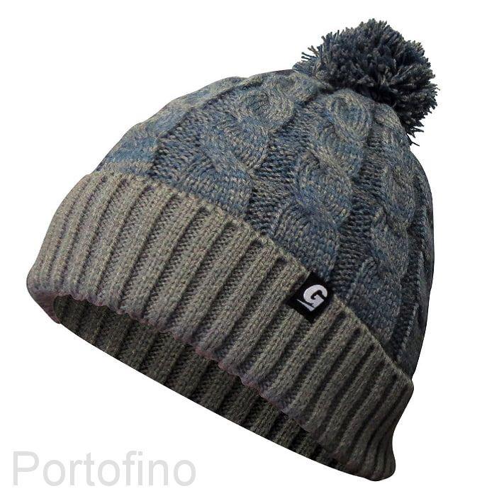 Everyday шапка унисекс, синяя