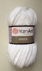 Dolce (Yarnart) 741-белый