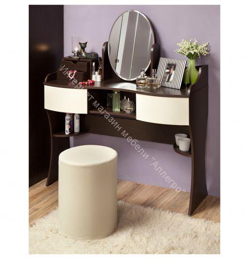 Стол туалетный Амели 15 Венге