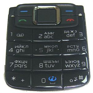 Клавиатура Nokia 3110 Сlassic (black) Оригинал