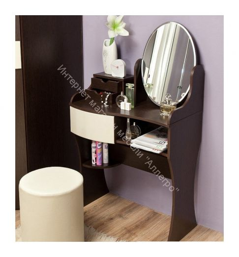 Стол туалетный Амели 14 Венге