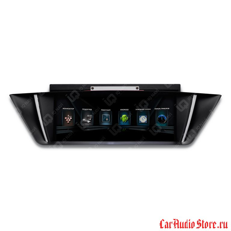 "IQ NAVI T54-1106C BMW X1 (E84) (2009-2015) ANDROID 6.0.1 QUAD-CORE (4 ЯДРА) 8,8"" AUX"