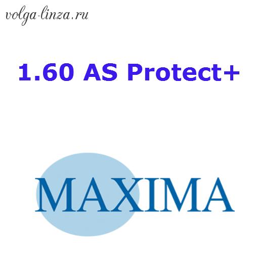 MAXIMA 1.60 AS Protect+ асферические линзы