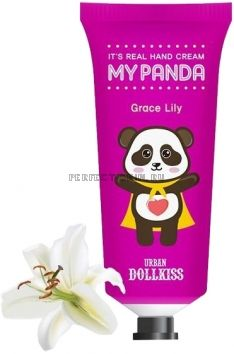 Baviphat My Panda Urban Dollkiss It's Real My Panda Hand Cream #05 GRACE LILY