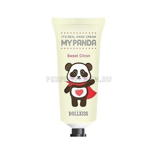 Baviphat My Panda Urban Dollkiss It's Real My Panda Hand Cream #03 SWEET CITRON