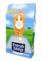 Fresh Step наполнитель тройной контроль  запаха 15.8 кг