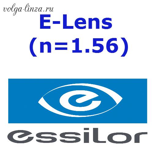 e-Lens Crizal Alize Blue UV