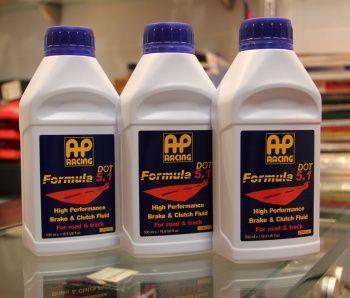 Тормозная жидкость AP ULTRA