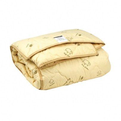 """Одеяло """"Овечья  шерсть"""" стеганое распродажа"""