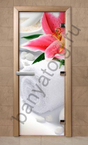 Дверь для бани F216
