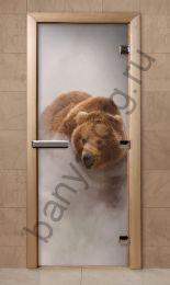 Дверь для бани F221