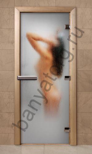 Дверь для бани F222