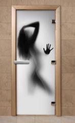 Дверь для бани F223
