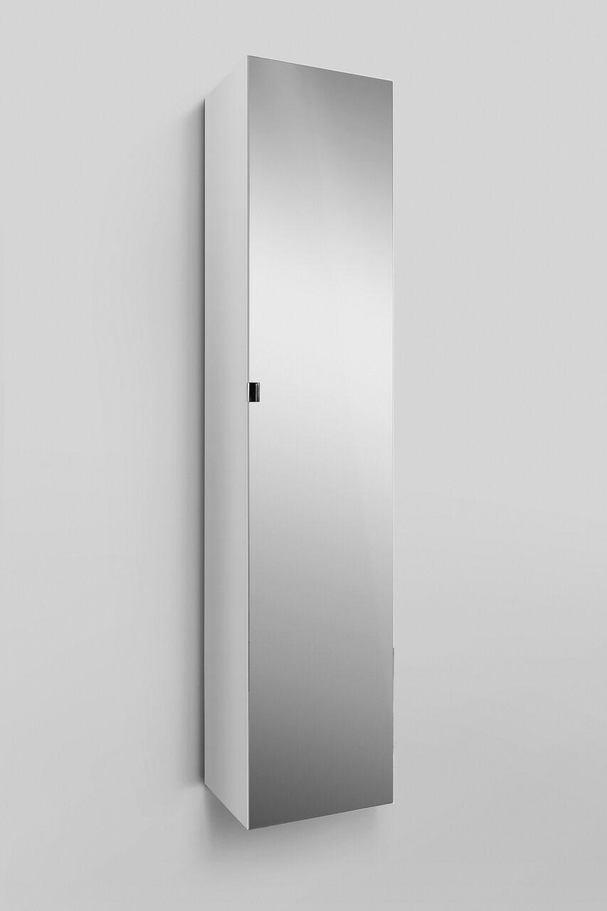 Зеркальный шкаф-пенал Am.Pm Spirit V2.0 (Спирит V2.0) 35х30 ФОТО