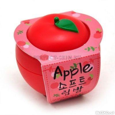 Baviphat Lip Apple Soft Lip Balm