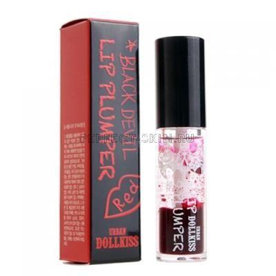 Baviphat Lip Urban Dollkiss Black Devil Lip Plumper #2 Orange