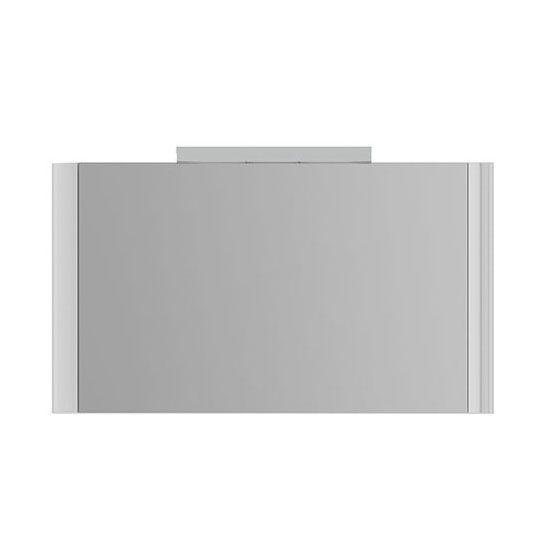 Подвесной зеркальный шкаф Am.Pm Awe 80 (Ове) с подсветкой 80х48,5 ФОТО