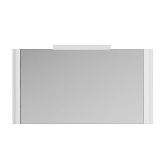 Зеркальный шкаф с подсветкой Am.Pm Awe 125 (Ове) подвесной 125х48,5 ФОТО