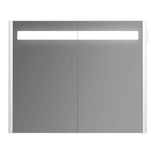 Зеркало-шкаф с подсветкой Am.Pm Bliss L 80 (Блисс Л) 80х70 ФОТО