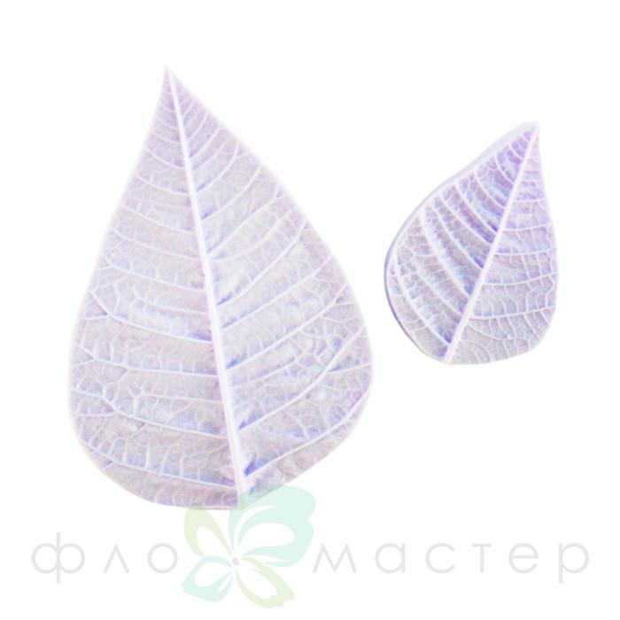 Набор молдов листья пуансетии