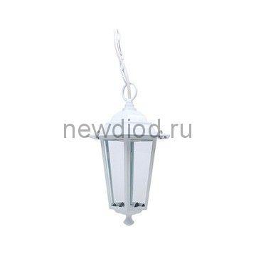 Садово-парковый светильник HL272 60Вт Белый E27 220-240V подвесной